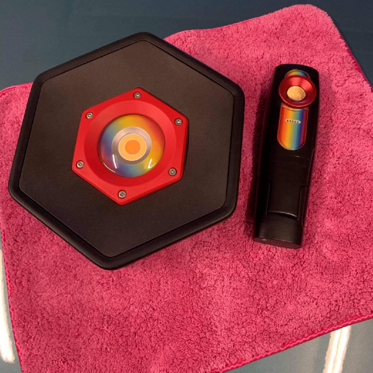 Autochem arbeidslampe Color Match 20W LED